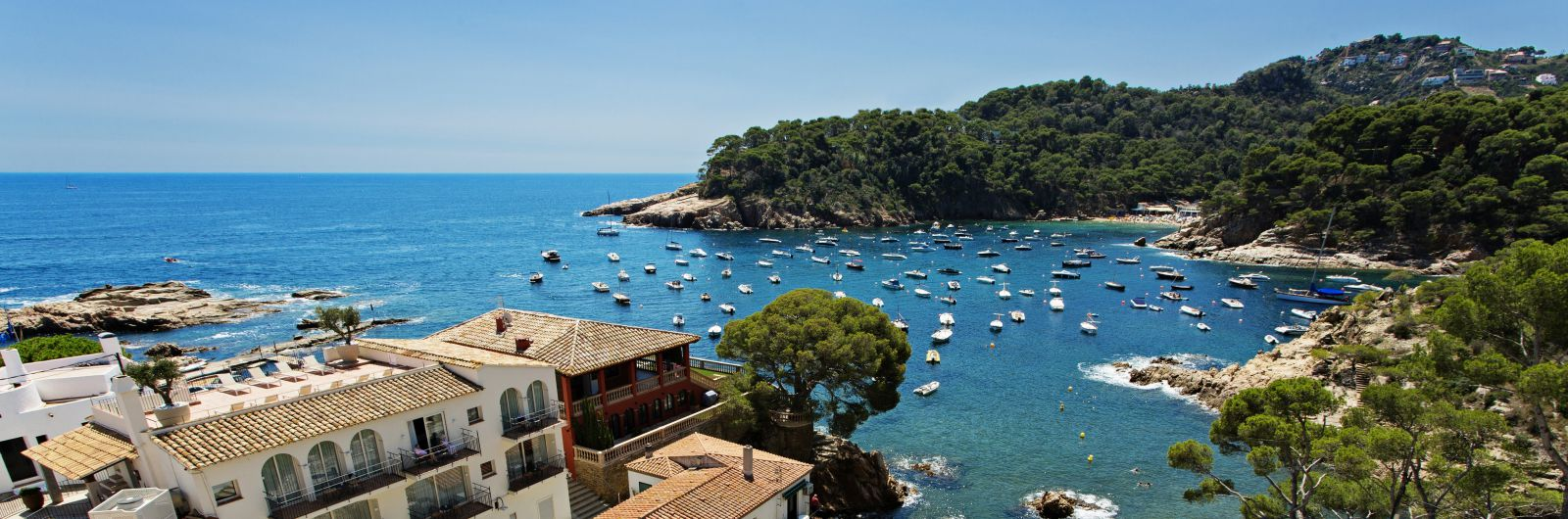 A very special hotel on the Costa Brava